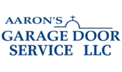 Aaron's Garage Door Service logo