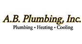 A.B. Plumbing Inc. logo