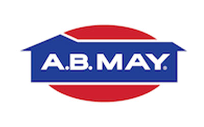 A.B. May HVAC logo