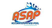Accurate Spa and Pool logo