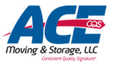 Ace Moving & Storage logo