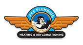 Ace Plumbing, Heating & Air logo
