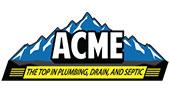 ACME Plumbing, Drain & Septic Service logo