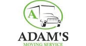Adam's Moving Service logo