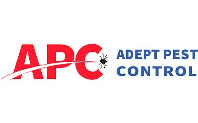 Adept Pest Control logo