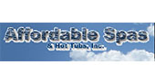 Affordable Spas and Hot Tubs logo