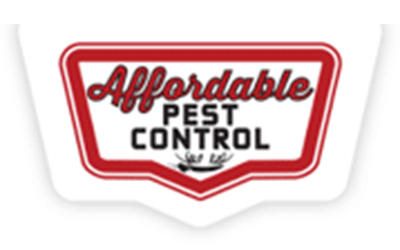 Affordable Pest Control logo