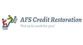 AFS Credit Restoration logo