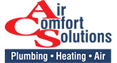 Air Comfort Solutions HVAC logo