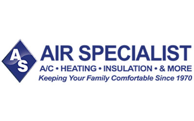 Air Specialist logo