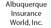 Albuquerque Insurance World Inc. Car Insurance logo