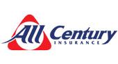 All Century Insurance logo