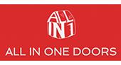 All in One Doors logo