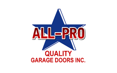 All-Pro Quality Garage Doors logo