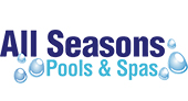 All Season Pools logo