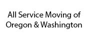 All Service Moving Portland logo