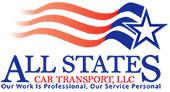 All States Car Transport logo