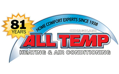 All Temp Heating & Air Conditioning logo