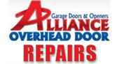Alliance Overhead Door logo