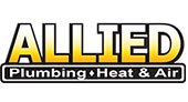 Allied Plumbing, Heat and Air logo