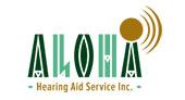 Aloha Hearing Aid Service logo