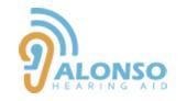 Alonso Hearing Aid logo