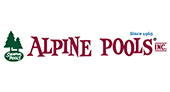 Alpine Pools logo
