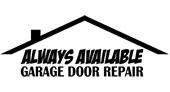 Always Available Garage Door Repair logo