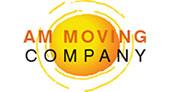 AM Moving Company logo