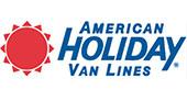 American Holiday Van Lines logo