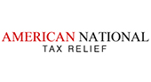 American National Tax Relief logo