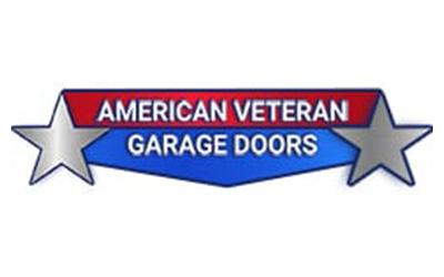 American Veteran Garage Doors logo