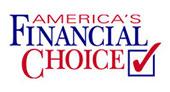 America's Financial Choice logo