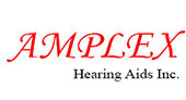 Amplex Hearing Aid Center logo