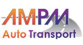 AMPM Auto Transport Memphis logo