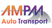 AMPM Auto Transport Fresno logo