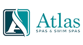 Atlas Spas & Swim Spa logo