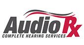Audio Rx logo