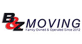 B & Z Moving logo