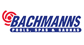 Bachmann's Pools, Spas & Saunas logo