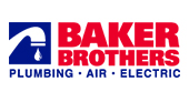 Baker Brothers Plumbing, Air & Electric logo