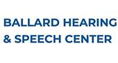 Ballard Hearing & Speech Center logo