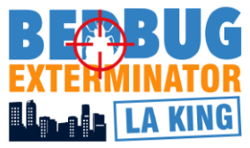 Bed Bug Exterminator LA King logo