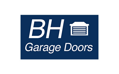 BH Garage Door logo
