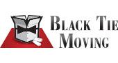 Black Tie Moving Memphis logo
