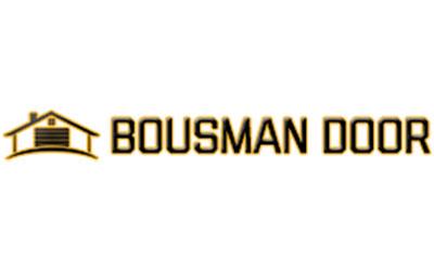 Bousman Garage Doors logo