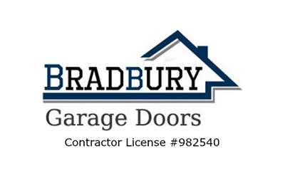 Bradbury Garage Doors logo