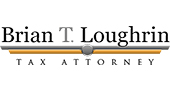 Brian T. Loughrin Tax Relief logo