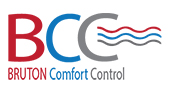 Bruton Comfort Control logo