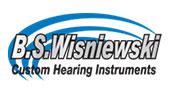 B.S. Wisniewski Custom Hearing Instruments logo
